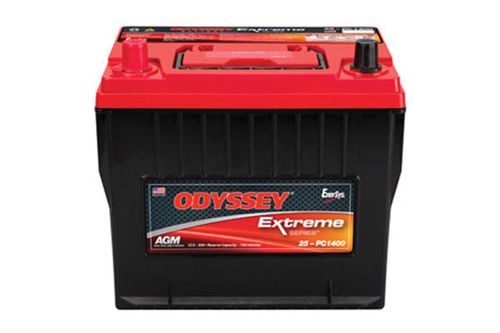 ENERSYS ODYSSEY Extreme Series Battery 12V 65Ah 850 TPPL AGM ( 240.3x173.7x220.7mm )