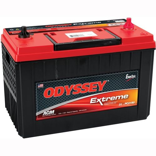 ENERSYS ODYSSEY Extreme Series Battery 12V 100Ah CCA1150 ( 330.2x172.7x238.5mm )